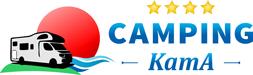 Camping KamA na Mazurach Logo